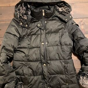Liz Claiborne down filled coat